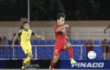 Top Scorer SEA Games 2019, Osvaldo Haay Sama Tajamnya dengan Seisi Timnas Malaysia
