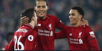 Di Mata Bek Kiri Liverpool, Dua Sosok Ini Adalah yang Terbaik di Dunia