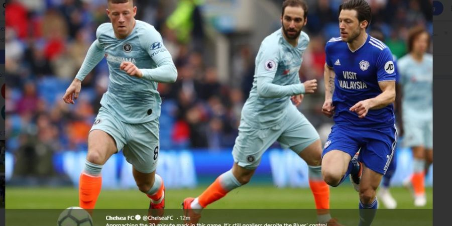 Kapten Chelsea Akui Keluhan Pendukung Jadi Sumber Motivasi Chelsea