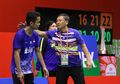 Soal Anthony Ginting Dibilang Bisa Juara Karena Kento Momota Absen, Begini Komentar Pelatih