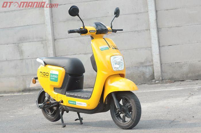 Migo sepeda listrik