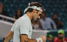 Federer Wacanakan French Open Tahun Ini Jadi yang Terakhir Baginya
