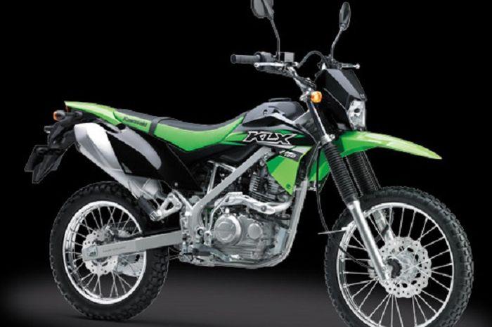 Kawasaki KLX 150 standard version