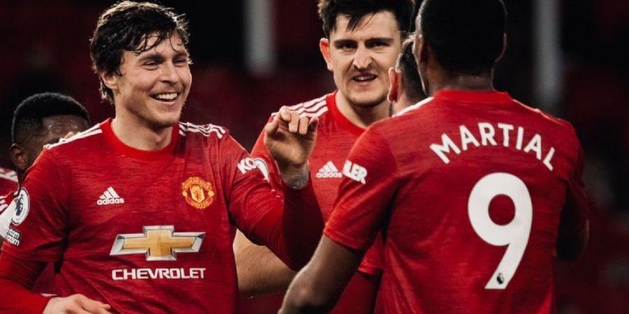 Cara Jitu Tingkatkan Performa Pemain Man United, Harus Dibikin Takut Dulu