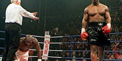 Kekuatan Makin Oke, Mike Tyson Diklaim Bisa Jadi Juara Tinju Lagi