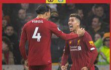 Hasil Liga Inggris - Duo Wolves 8 Kali Telepati, Firmino Raja Gol Tandang, Liverpool Menang
