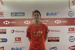 Indonesia Masters 2020 - Jonatan Christie Kalah, Anthony Sendirian di Semifinal