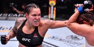 UFC 259 - Misi Besar Petarung Wanita Terbaik usai Istri Lahirkan Putri yang Lucu