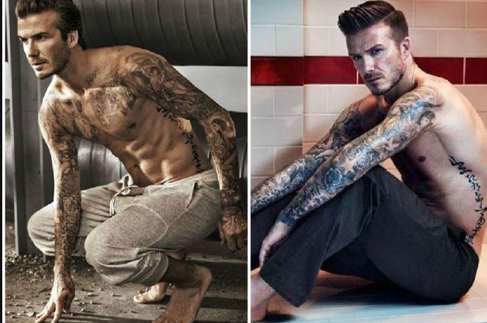 Tato David Beckham