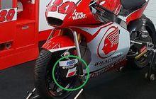 Jawaban AHM Kenapa Pasang Bendera Merah Putih Terbalik di Motor Moto2 Dimas Ekky?