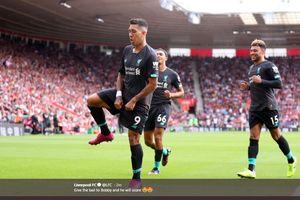 Hasil Liga Inggris - Firmino-Mane Tentukan 3 Poin Liverpool dari St Mary
