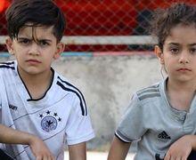 Bocah Iran Perpaduan Ronaldo dan Messi Kembali Pamerkan Skill Dewa ke Publik