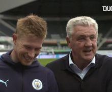 Kevin De Bruyne Disebut Bakal Hengkang dari Man City untuk Gabung Newcastle