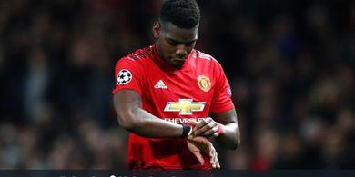 Paul Pogba Sudah Bikin Gempar Manchester United sejak Latihan Pertama
