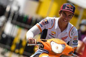 MotoGP Republik Ceska 2020 - Unggahan Instagram Marc Marquez Bikin Netizen Terkaget-kaget