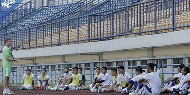 Agenda Pemain Persib Bandung yang Tidak Ikut ke Samarinda untuk Hadapi Borneo FC
