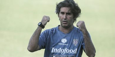 Kata Teco soal Penyebab Kekalahan Bali United dari Svay Rieng