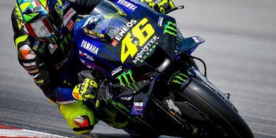 Hasil Kualifikasi MotoGP Portugal 2020 - Valentino Rossi Lebih Baik ketimbang Sang Juara