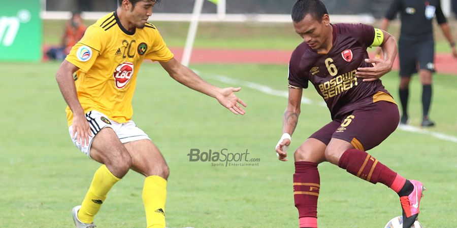Jawaban Ferdinand Sinaga Saat Disinggung Isu ke Persib Bandung