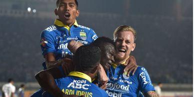 2 Top Scorer Persib Bandung di Era Liga 1, Satu Pemain Timnas Indonesia