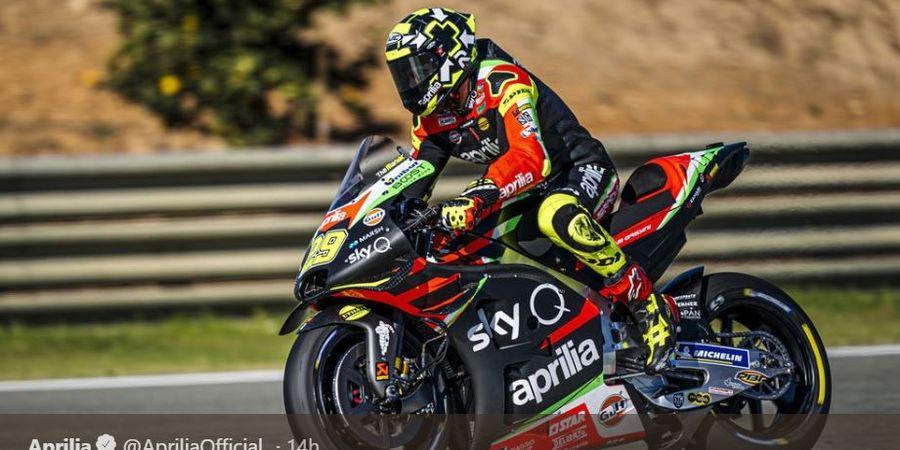 Gara-gara Rambut, Andrea Iannone Punya Peluang Tampil di MotoGP 2020