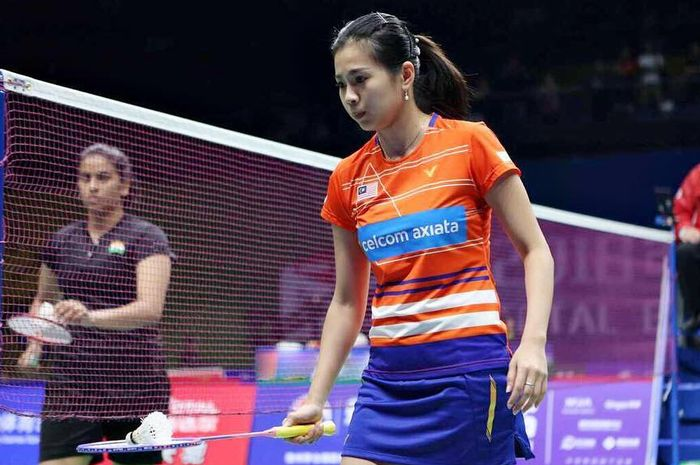 Goh Liu Ying mundur dari pelatnas Malaysia.