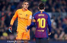 Selusin Kegagalan Penalti Lionel Messi di Liga Spanyol