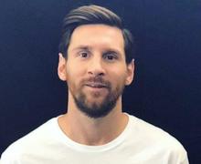 Lionel Messi Kembali Sukses Buat Satu Fan Cilik Barcelona Menangis Terharu