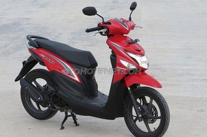 Honda BeAT series harga bertahan