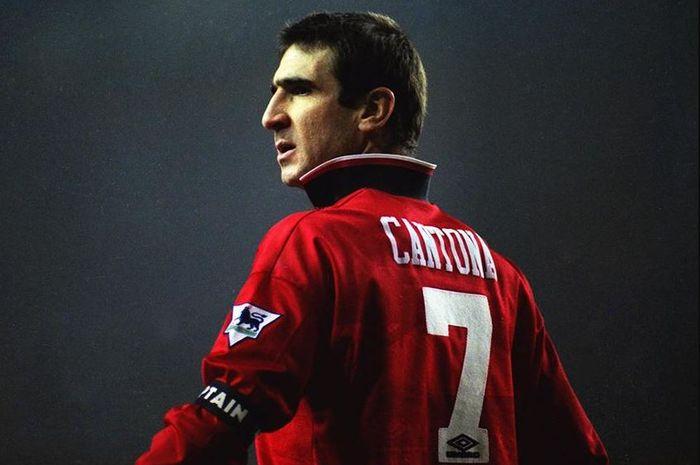Legenda, Manchester United, Eric Cantona
