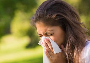 Cara Mudah Atasi Sulit Bersin yang Mengganggu dan Bikin Hidung Gatal!