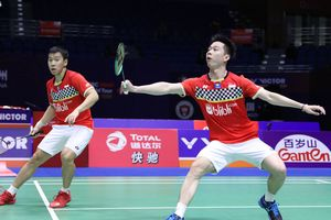Link Streaming Denmark Open 2021 - Jangan Ketinggalan! Marcus/Kevin Lawan Junior Sendiri, 10 Wakil Indonesia Main