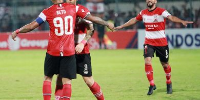Madura United Ingin Balas Kekalahan Lawan PSS Sleman