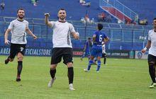 Persija Jakarta Unggul atas Arema FC  pada Babak Pertama