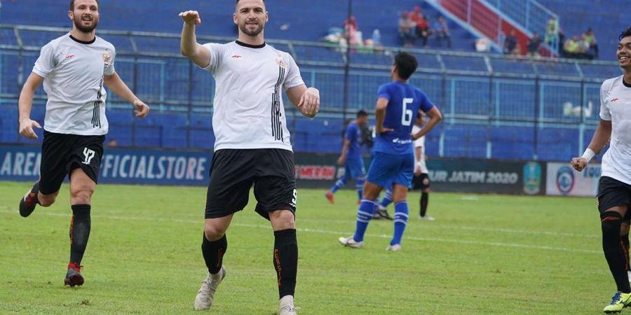 Jelang Final, Pelatih Persebaya Puji Kualitas Pemain Persija
