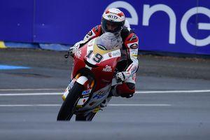 Hasil Moto3 Prancis 2021 - Si Monster Kecil Kececer, Pembalap Indonesia Andi Gilang Curi Poin Perdana!