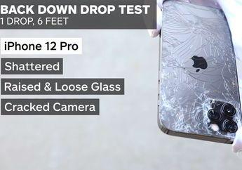 Uji Coba Ceramic Shield, iPhone 12 Dilempar dari Ketinggian 6 Kaki