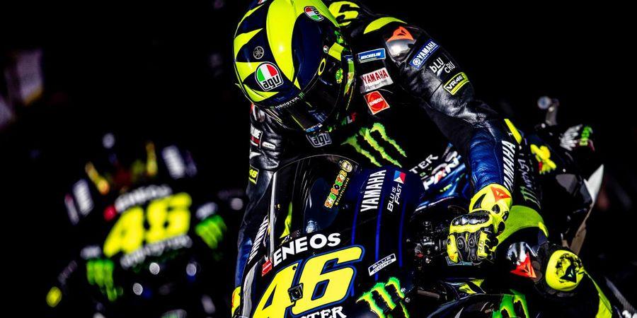 Saran untuk Valentino Rossi Agar Bisa Akhiri Puasa Kemenangan