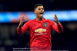 Alasan Marcus Rashford Tolak Barcelona dan Bertahan di Manchester United