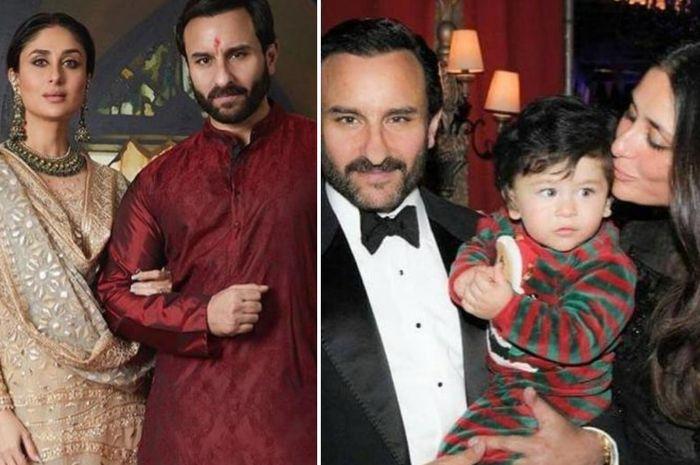 Kareena dan Saif kini menjadi pasangan hits Bollywood