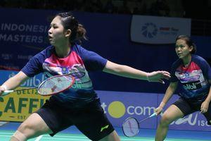 Hasil Hong Kong Open 2019 - Siti/Ribka dan Della/Rizki Tersisih di Babak Pertama