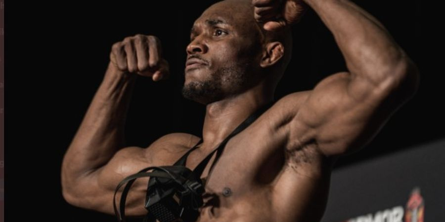 Tendang Khabib dan Jon Jones, Kamaru Usman Dua Langkah Lagi Kangkangi GOAT MMA