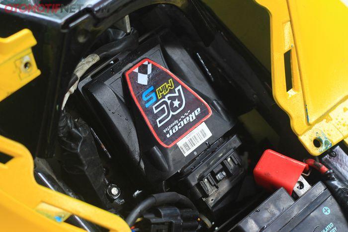 Debit bahan bakar diatur ECU aRacer RC Mini 5 asal Taiwan