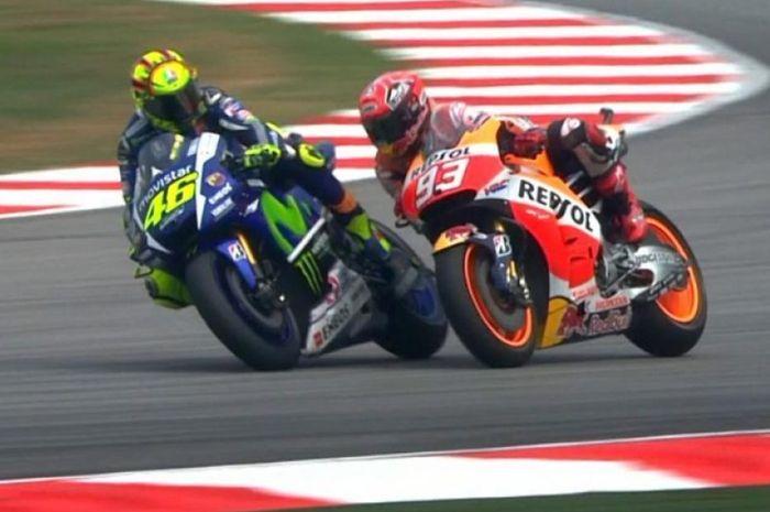 Valentino Rossi tak berambisi lagi kejar juara dunia MotoGP.