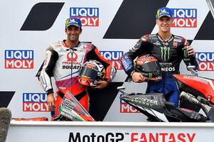 MotoGP Styria 2021 – Mentas di Medan Kekuasaan Ducati, Johann Zarco Ultimatum Fabio Quartararo