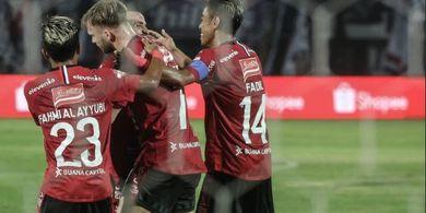 Resmi Juara Paruh Musim, Bali United Cetak Rekor Poin di Liga 1