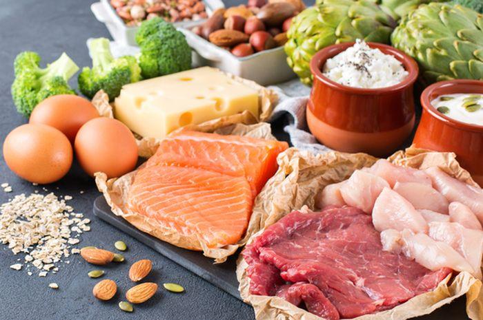 Makanan tinggi protein dianjurkan dalam diet DEBM.