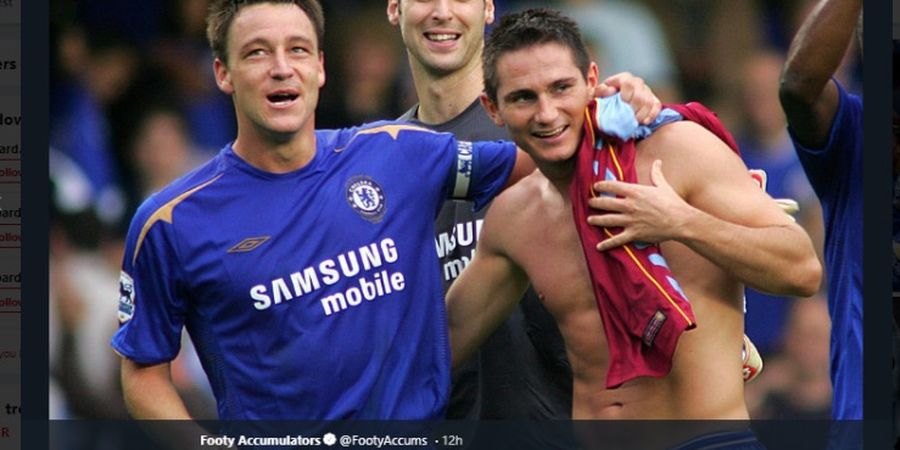 Segera: Final Lampard Vs John Terry di Play-off Promosi Premier League