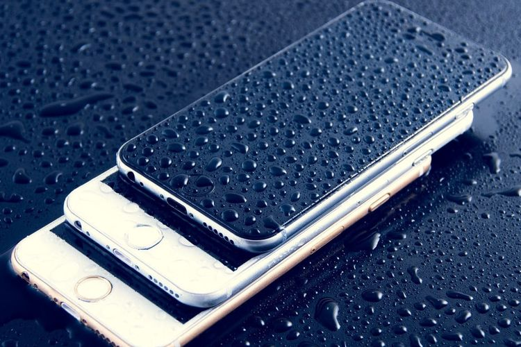 Ultrasonic Touch, Mampu Optimalkan Kemampuan Tahan Air iPhone