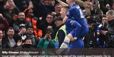 Ekspresi Klopp Saat Gol  Berkelas Membunuh Harapan Treble Liverpool